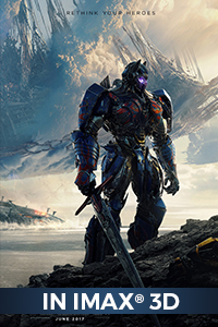 Poster of Transformers: The Last Night An IMAX 3D Experience