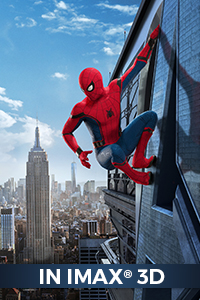 Poster of Spider-Man: Homecoming An IMAX 3D Experience