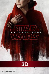 Poster of Star Wars: The Last Jedi 3D