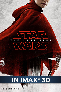 Poster of Star Wars: The Last Jedi An IMAX 3D Experience