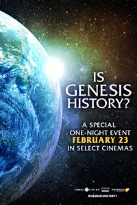 Poster of Is Genesis History?