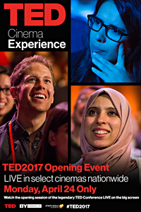 Poster of TED Cinema Experience: Opening Event