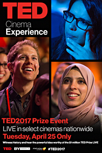 Poster of TED Cinema Experience: Prize Event