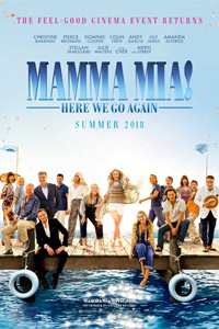 Poster of Mamma Mia: Here We Go Again!