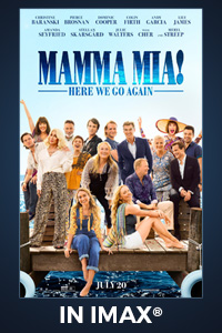 Poster of Mamma Mia! Here We Go Again: The IMAX 2D Experienc