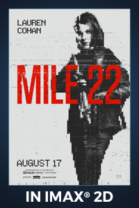 Poster of Mile 22: The IMAX 2D Experience