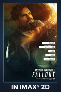 Poster of Mission: Impossible - Fallout: The IMAX 2D Experie