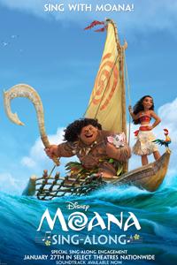 Poster of Moana Sing-Along