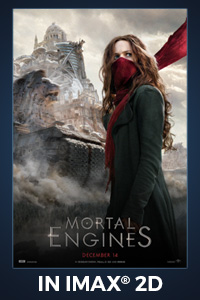 Poster of Mortal Engines: The IMAX 2D Experience