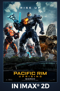 Poster of Pacific Rim Uprising: The IMAX 2D Exp...
