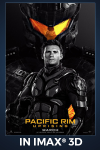 Poster of Pacific Rim: Uprising An IMAX 3D Expe...