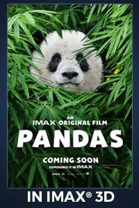 Poster of Pandas: An IMAX 3D Experience