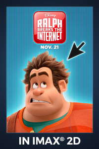 Poster of Ralph Breaks the Internet: The IMAX 2D Experience