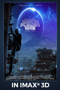 Poster of Ready Player One: An IMAX 3D Experien...