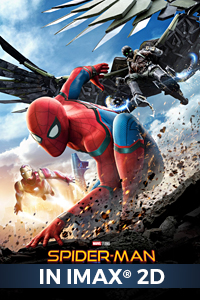 Poster of Spider-Man: Homecoming The IMAX 2D Ex...