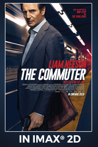 Poster of The Commuter: The IMAX 2D Experience