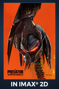 Poster of The Predator: The IMAX 2D Experience