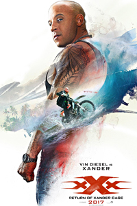 Poster of xXx: The Return of Xander Cage