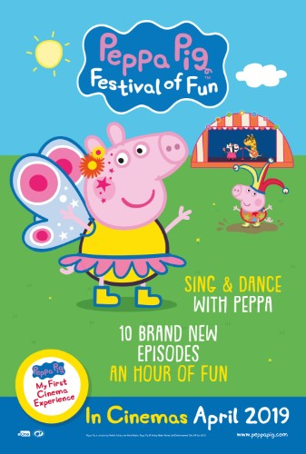 Poster of Peppa Pig: My First Cinema Experience