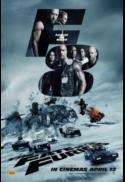 Poster of The Fate of the Furious 3D