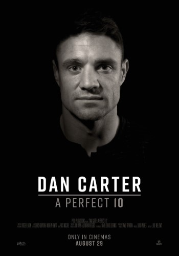 Poster of Dan Carter a Perfect 10