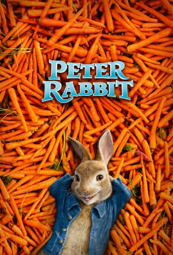 Poster of Peter Rabbit