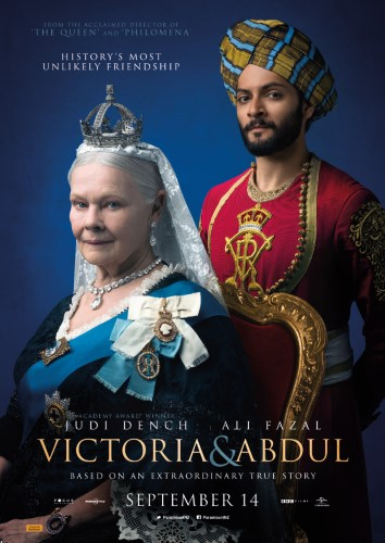 Poster of Victoria and Abdul
