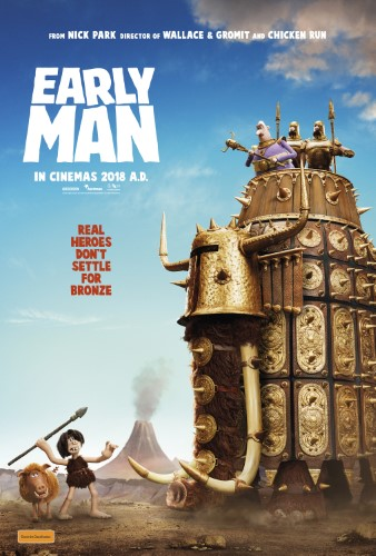 Poster of Early Man