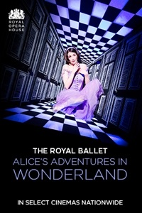 Royal Ballet: Alice's Adventures in Wonderland, Th Poster