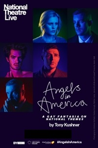 National Theatre Live: Angels in America Part Two - Perestroika Poster