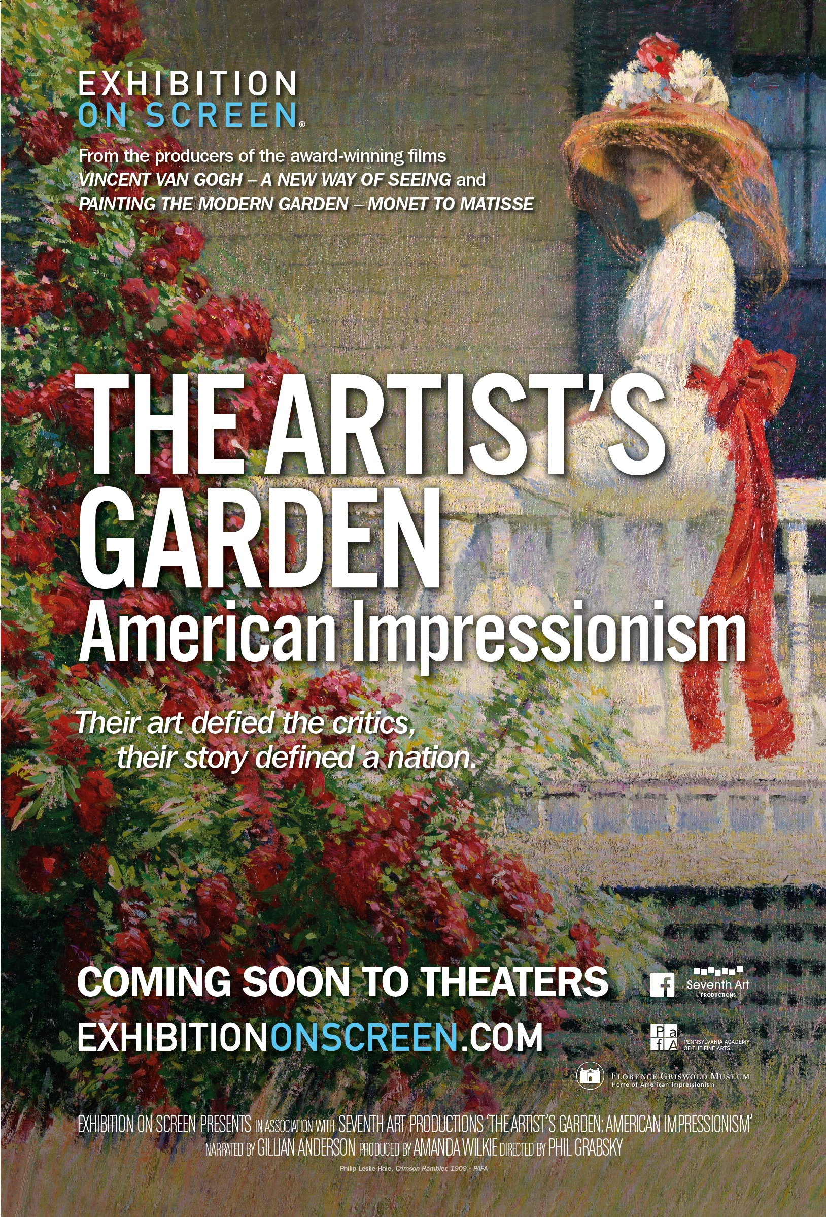 Exhibition on Screen: The Artists Garden: American Impressionism