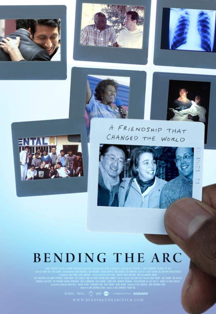 Bending the Arc Poster