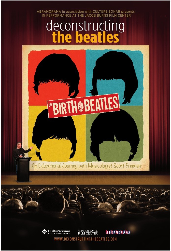 Four Lads From Liverpool: Deconstructing the Birth Poster