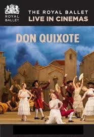 The Royal Opera House: Don Quixote Poster