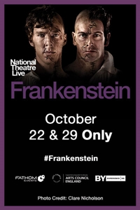 National Theatre Live: Frankenstein Encore 2018 (M Poster