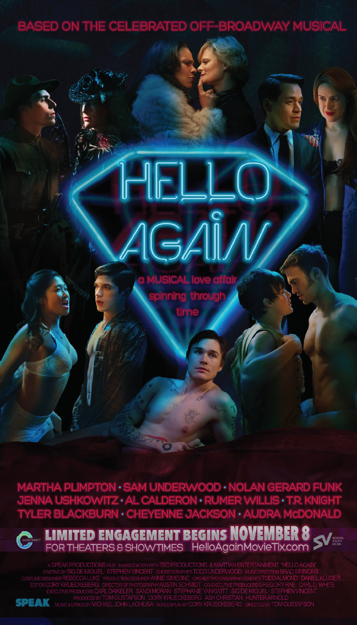 Hello Again Poster