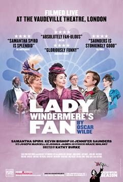 Oscar Wilde Season: Lady Windermere's Fan Poster
