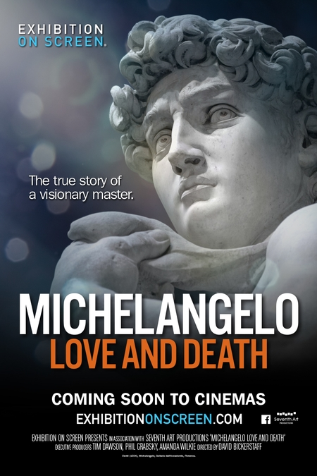 Exhibition on Screen: Michelangelo Love and Death