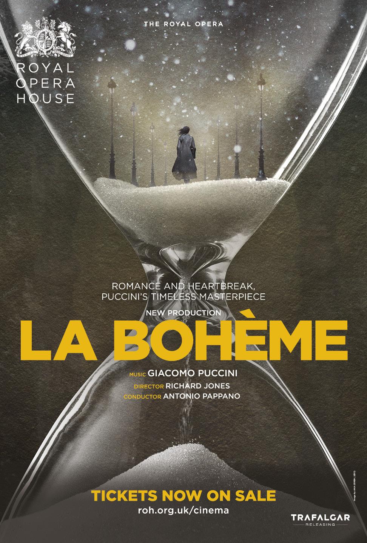 Royal Opera House: La Boheme, The