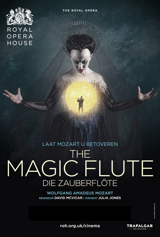 Royal Opera House: The Magic Flute (Die Zauberflöt Poster