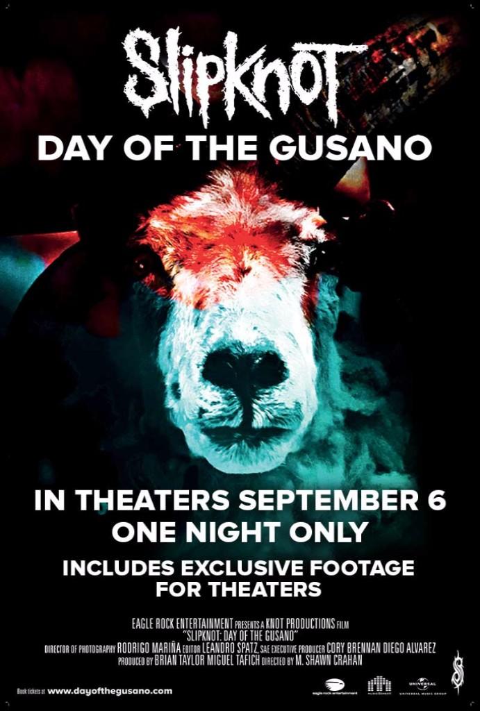 Slipknot: Day of the Gusano