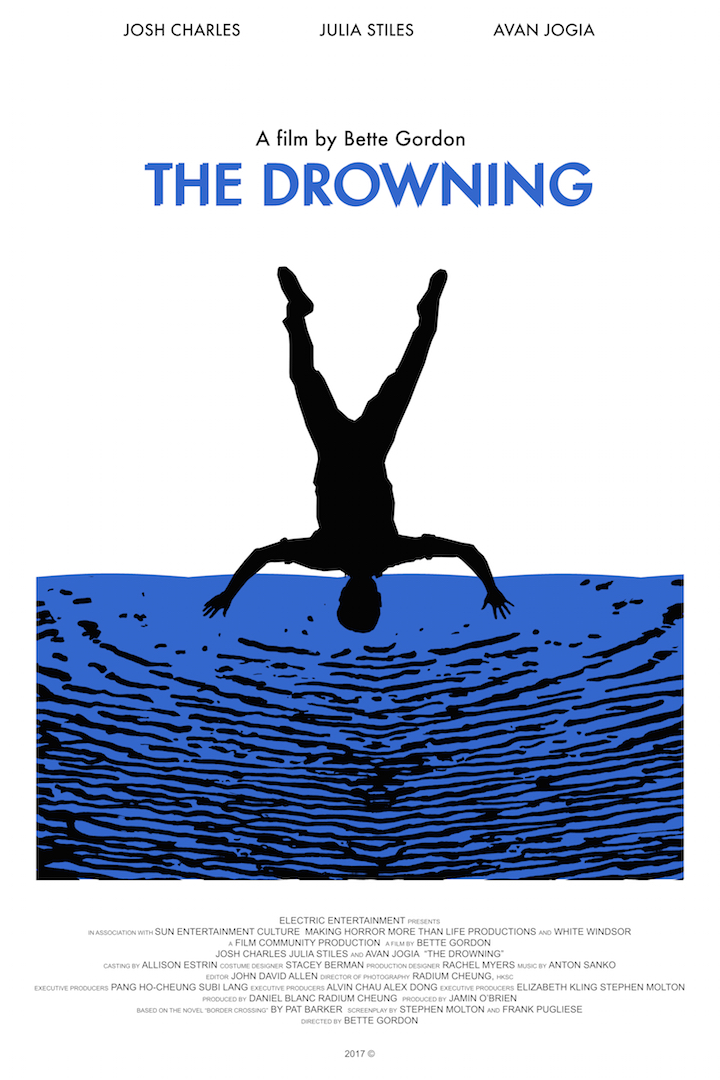 NYFCS: The Drowning Poster