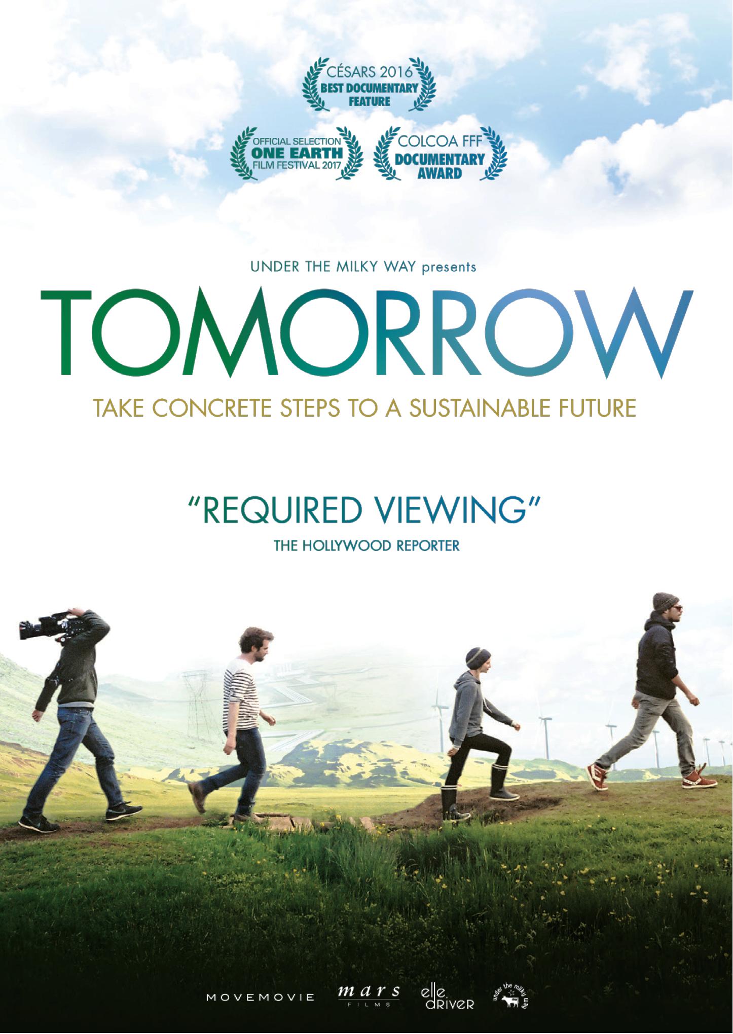 Tomorrow (Demain) Poster