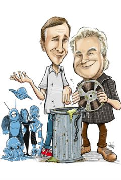 Poster of The Mads Are Back Live With Frank Conniff and Trace Beaulieu