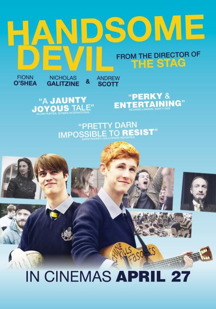Poster of Handsome Devil