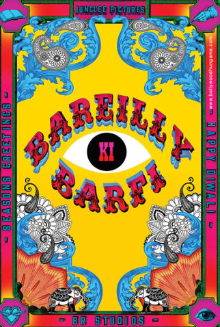 Poster of Bareilly Ki Barfi