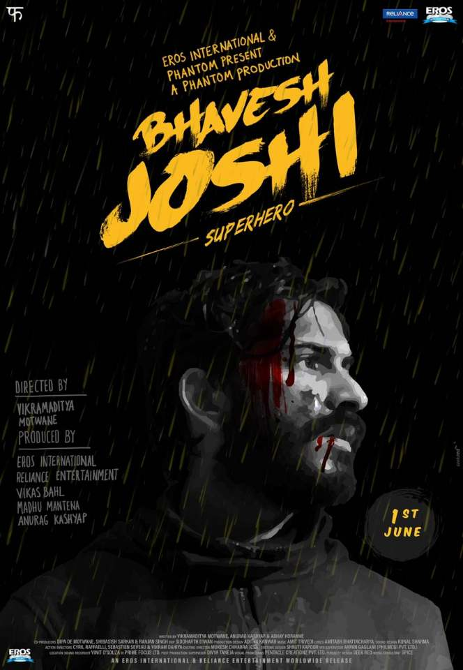 Poster of Bhavesh Joshi Superhero