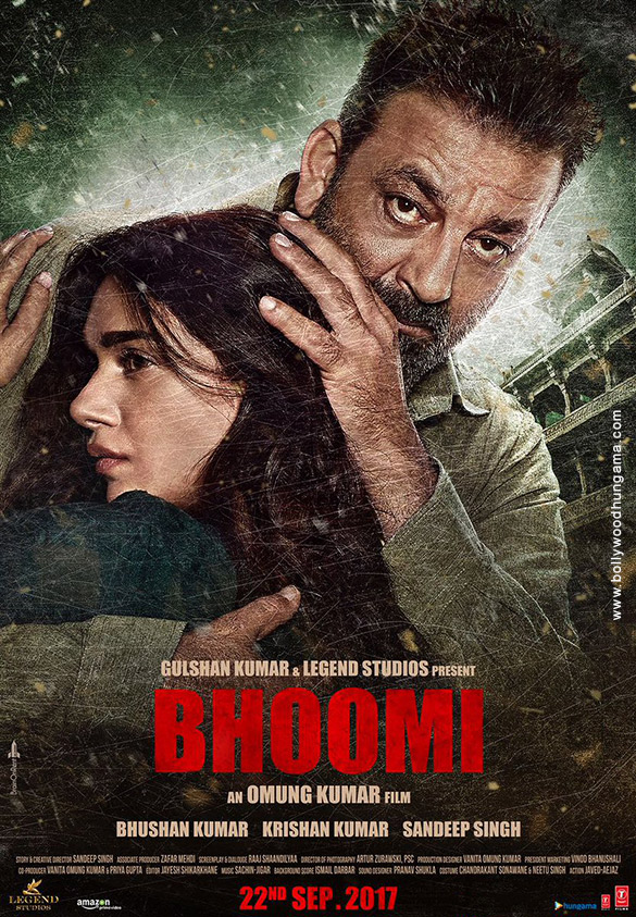 Poster of Bhoomi