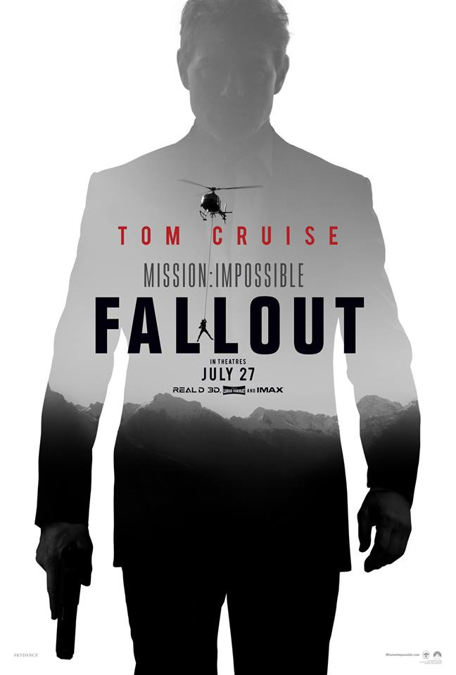Poster of Mission: Impossible - Fallout 3D