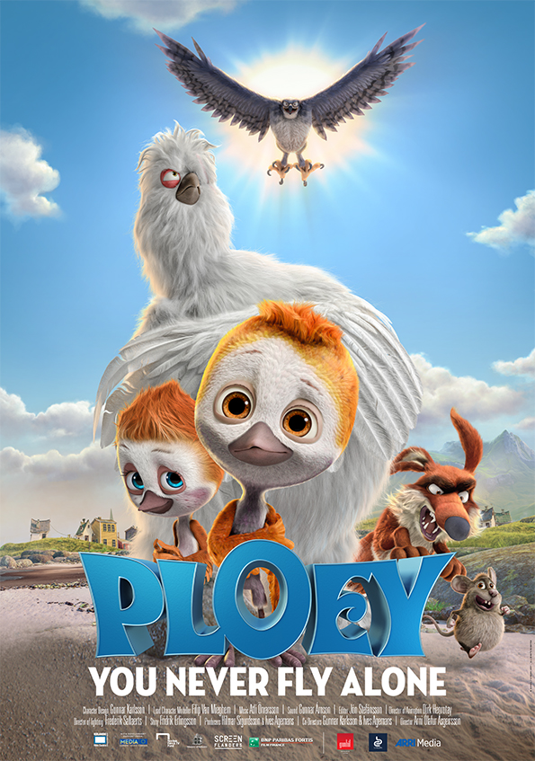 Poster of Flying the Nest (PLOEY - You Never Fly Alone)